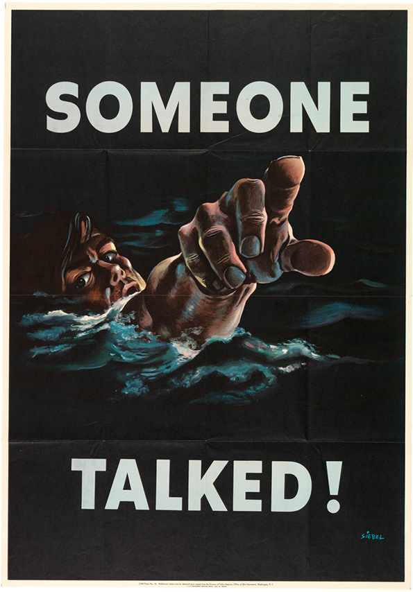 Frederick Siebel: Someone Talked (Photo by Matt Flynn, copyright Cooper Hewitt, Smithsonian Design Museum)