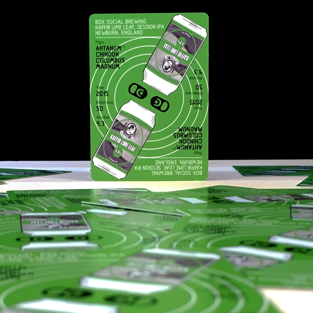 Box Social, Kaffir Lime Leaf