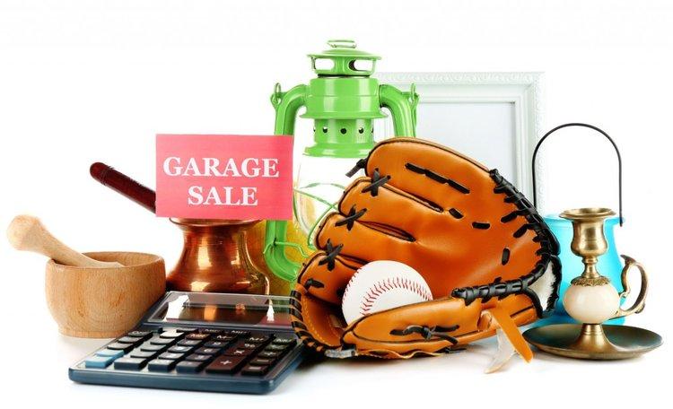 Church-wide Garage Sale — Relevant Church
