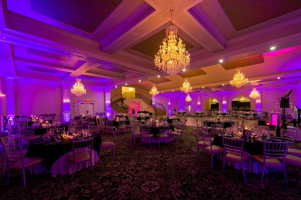 Italian Wedding at Aria Prospect CT Jacek Dolata