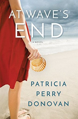 At Wave's End by Patricia Perry Donovan Lake Union --- August 15, 2017