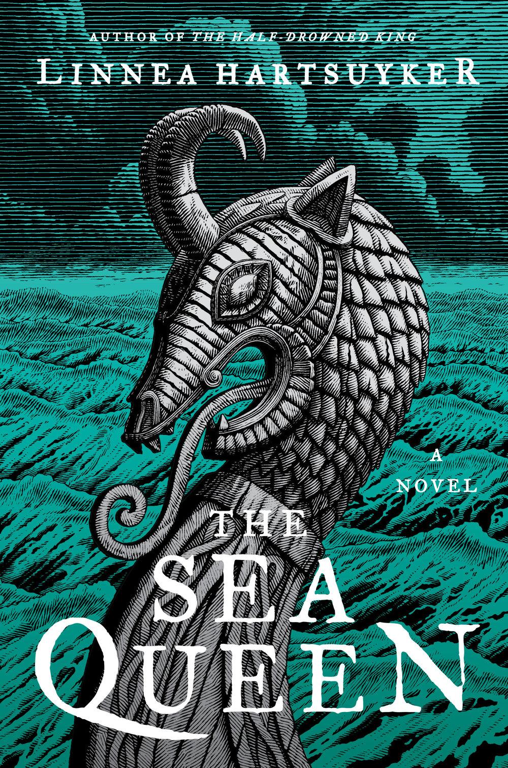 The Sea Queen  by Lynnea Hartsuyker  Harper --- August 14, 2018