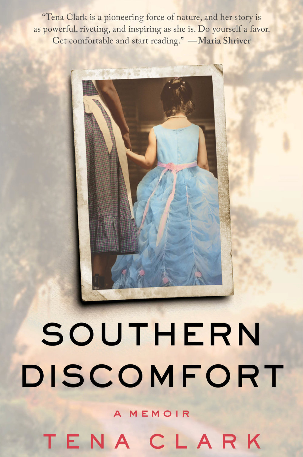 Southern Discomfort  by Tena Clark  Touchstone --- October 2, 2018