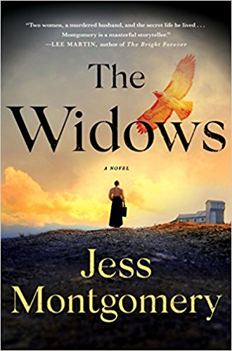 The Widows  by Jess Montgomery  Minotaur --- January 8, 2019
