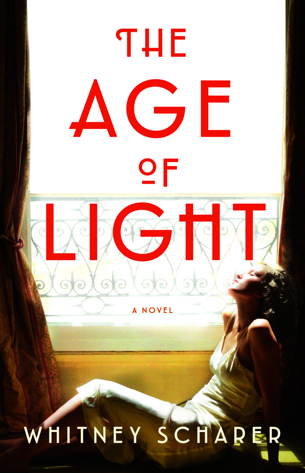 The Age of Light  by Whitney Scharer  Little, Brown —- February 5, 2019