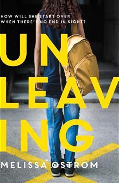 The Unleaving  by Melissa Ostrom  Feiwel & Friends —- March 26, 2019