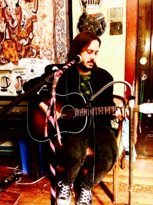 Chet Vincent - is a Pittsburgh-based touring singer/songwriter. His music is a rootsy rock and alt-country,conceived in the spirit of American folk traditions.