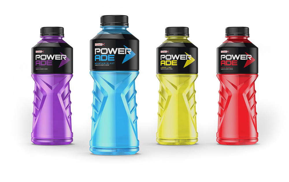 B Cup Chest Powerade — Product V...
