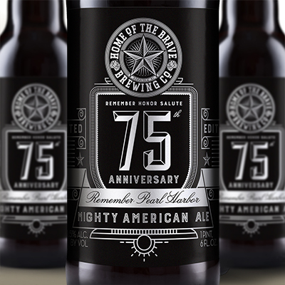 Mighty American Ale