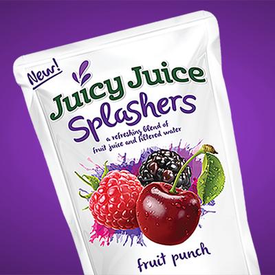 Juicy Juice Splashers