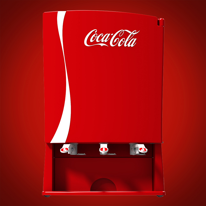 Coca-Cola Splash Bar
