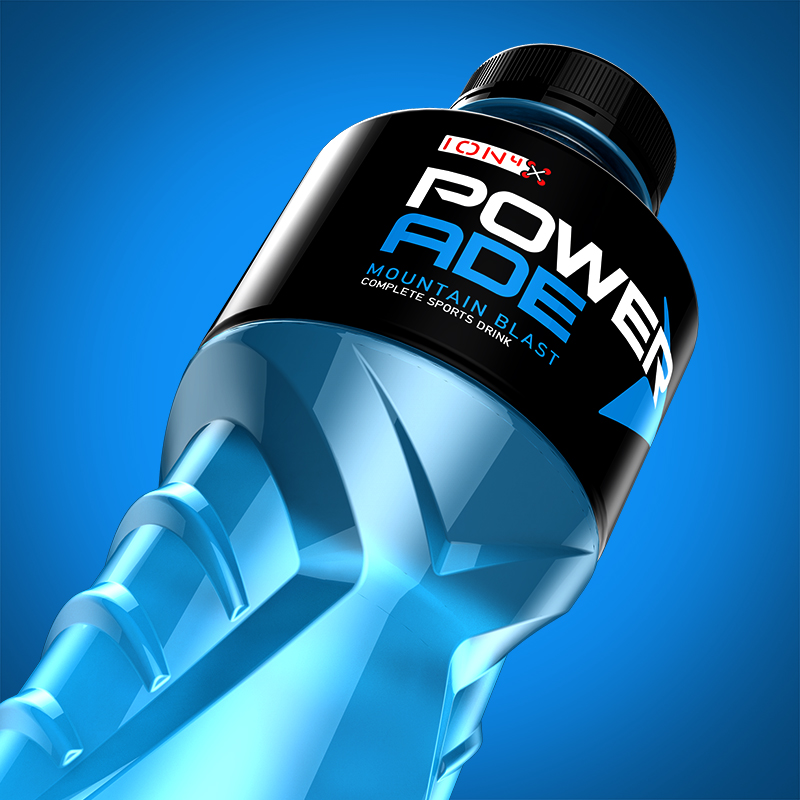 Powerade Packaging