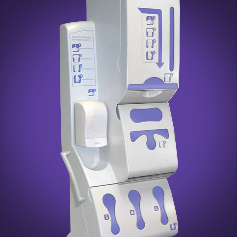 Kimberly-Clark PPE Dispensing System