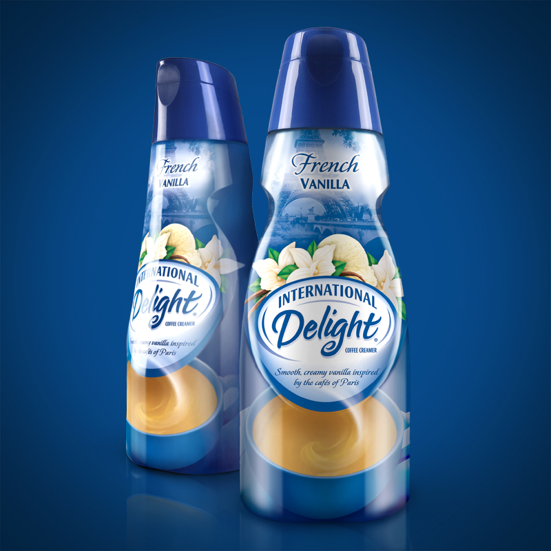 International Delight Packaging
