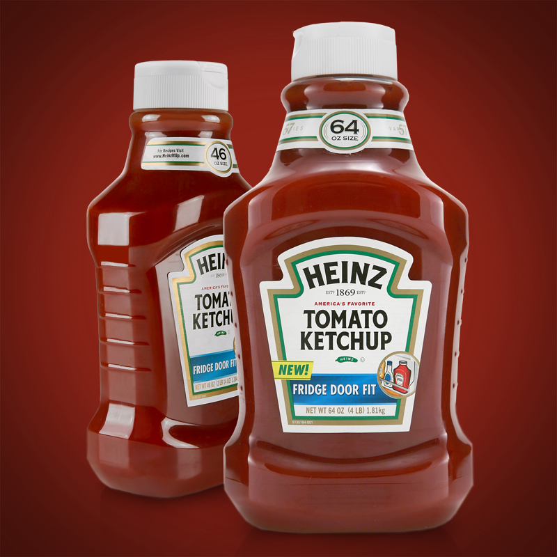 Heinz Fridge Fit Packaging