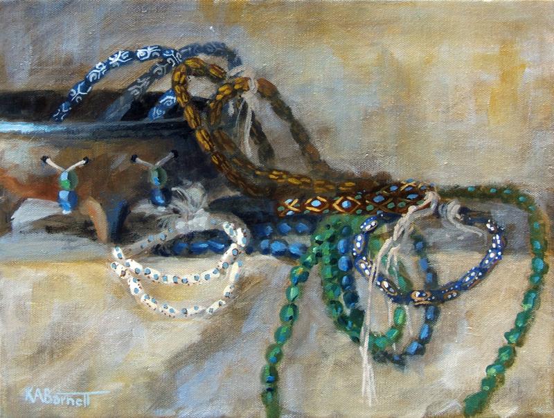 Ghanaian Beads
