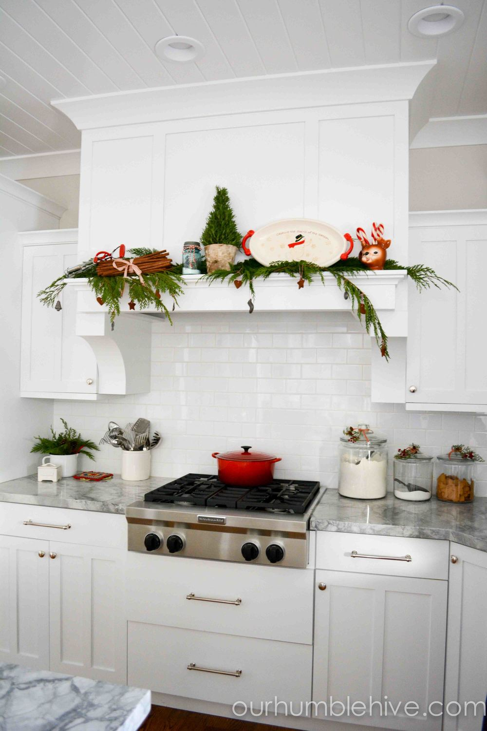 The Hive Christmas Home Tour 2015-Kitchen — Our Humble Hive