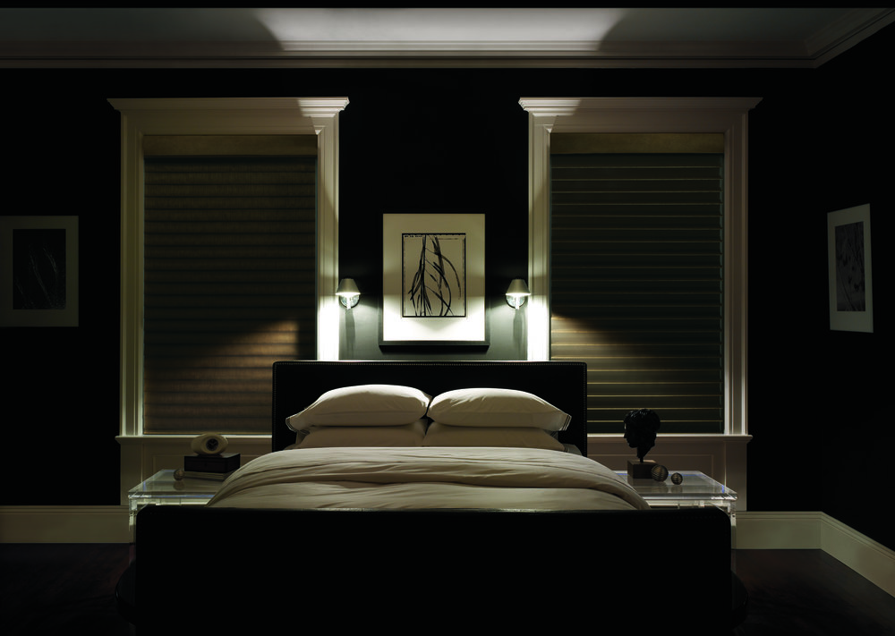"9. Sleep Better - After our relaxation tips we hope you're relaxed enough for a good night's sleep. A must is ""cocooning"" with moody walls and black-out window coverings."