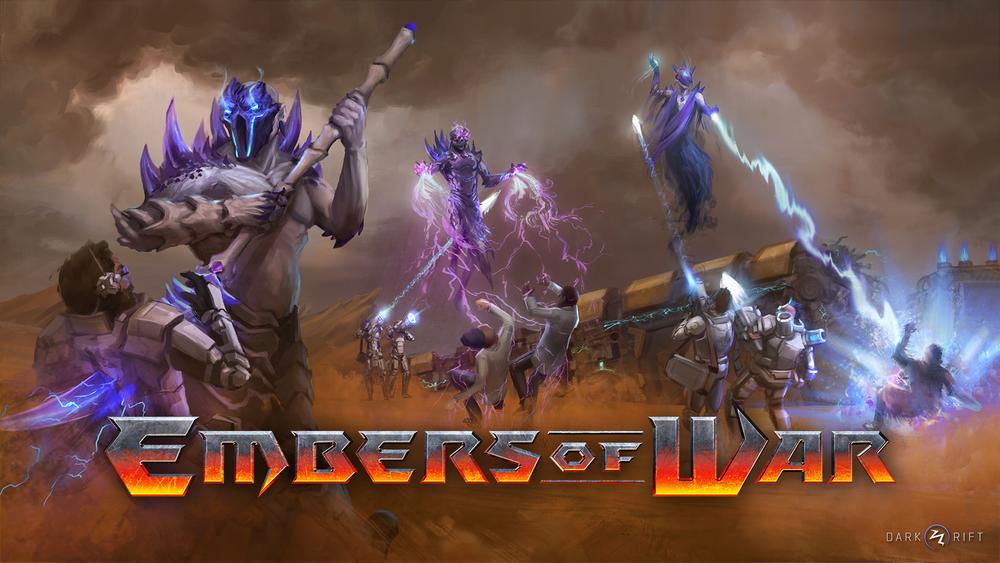 Embers of War Battle Scene