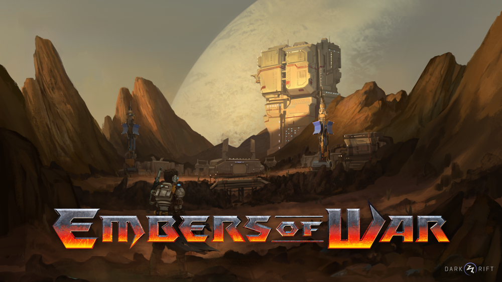 Embers of War Desert