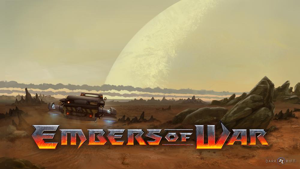 Embers of War Landscape