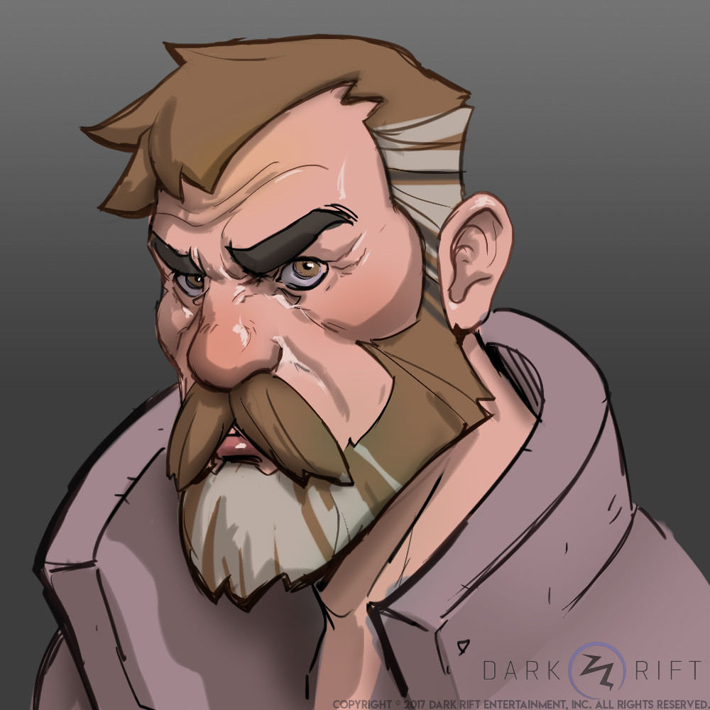 Gavin Head Concept