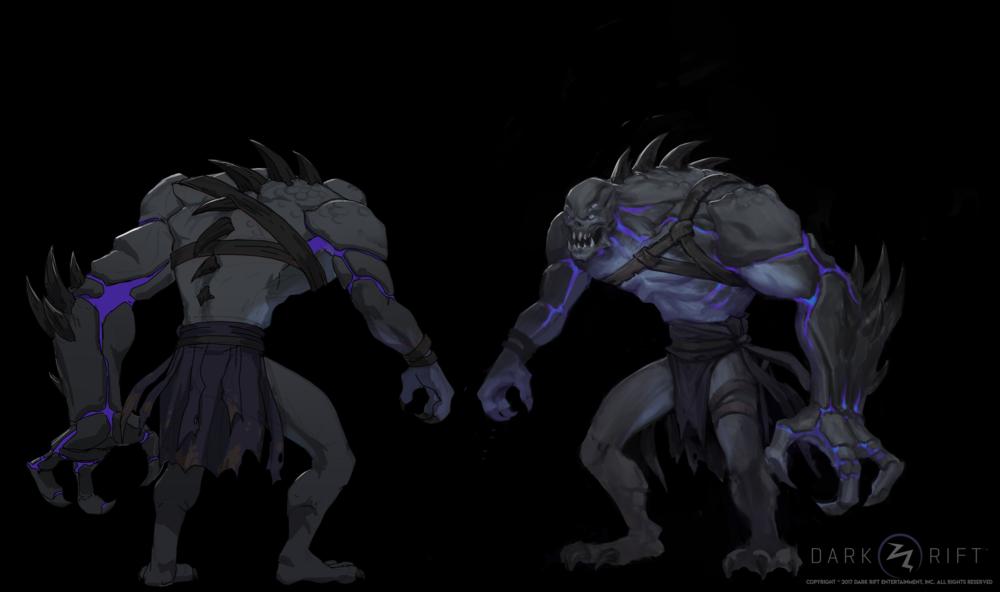 Tribal Ravager Concept