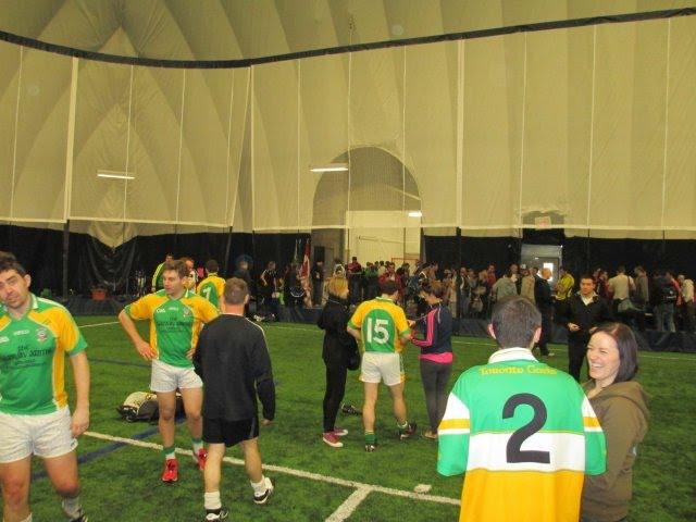 Toronto Gaels Gaelic Football 2013 GAA - 4