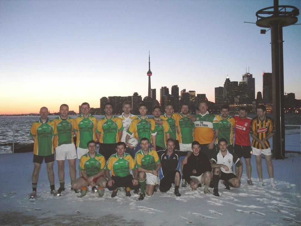 Toronto Gaels Gaelic Football 2012 GAA - 17