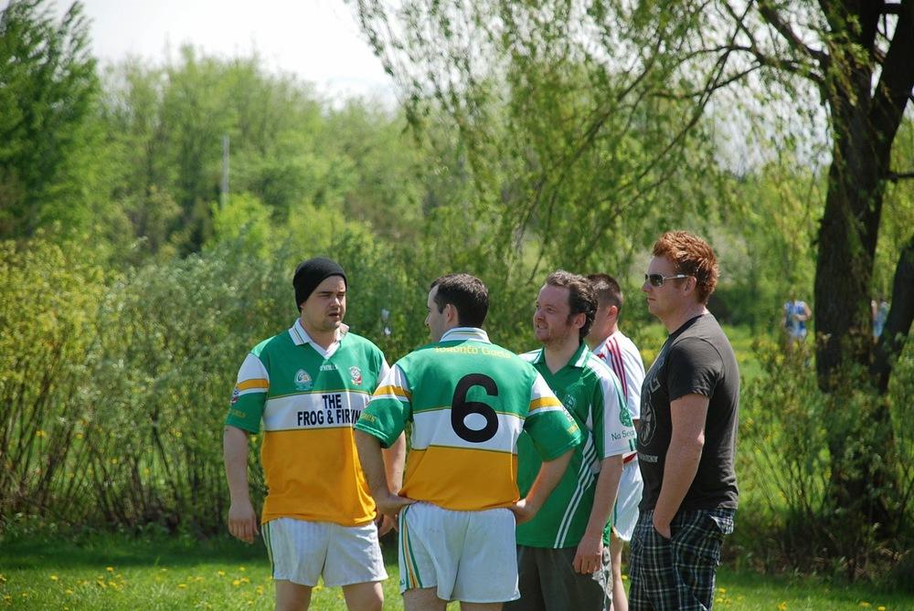 Toronto Gaels Gaelic Football 2011 GAA - 3