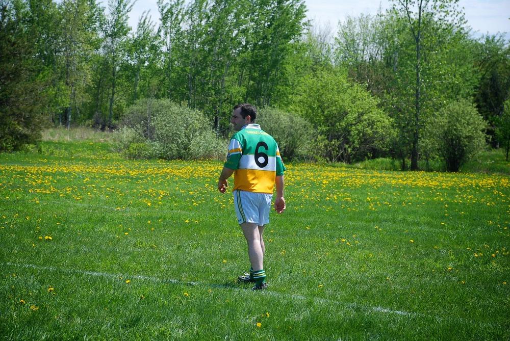 Toronto Gaels Gaelic Football 2011 GAA - 4