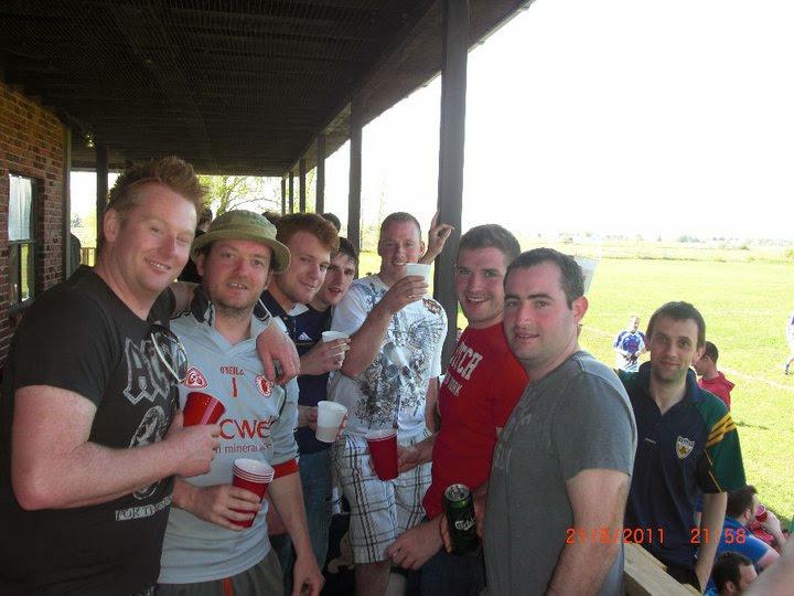 Toronto Gaels Gaelic Football 2011 GAA - 5