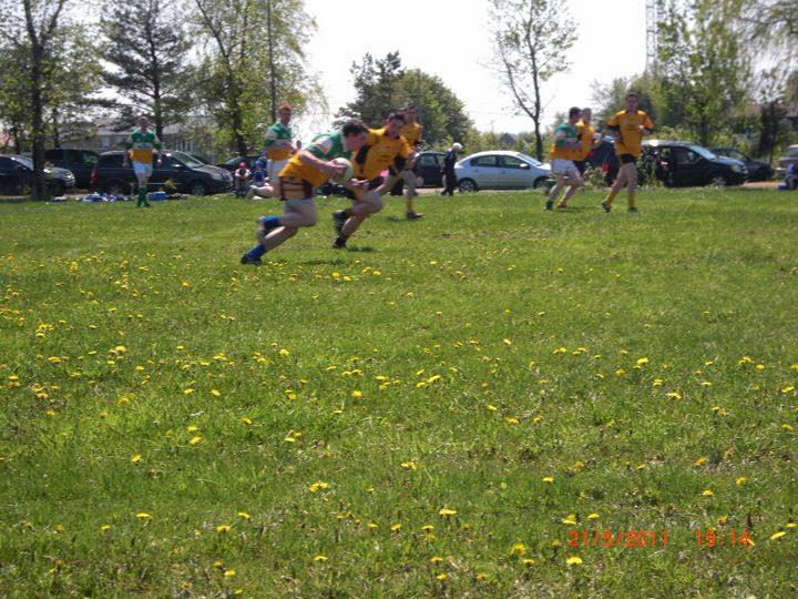 Toronto Gaels Gaelic Football 2011 GAA - 7
