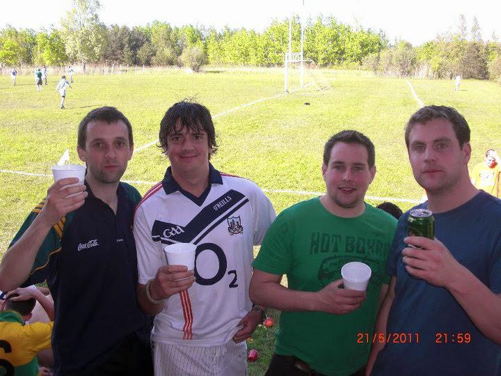 Toronto Gaels Gaelic Football 2011 GAA - 11