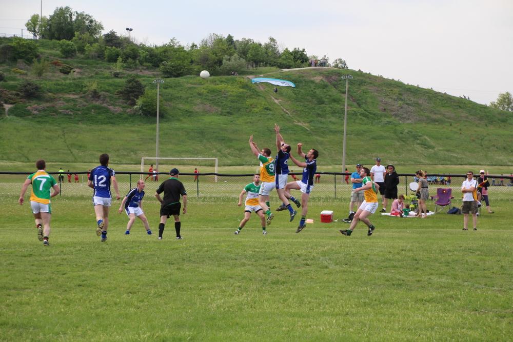 Toronto Gaels Gaelic Football 2014 GAA - 37