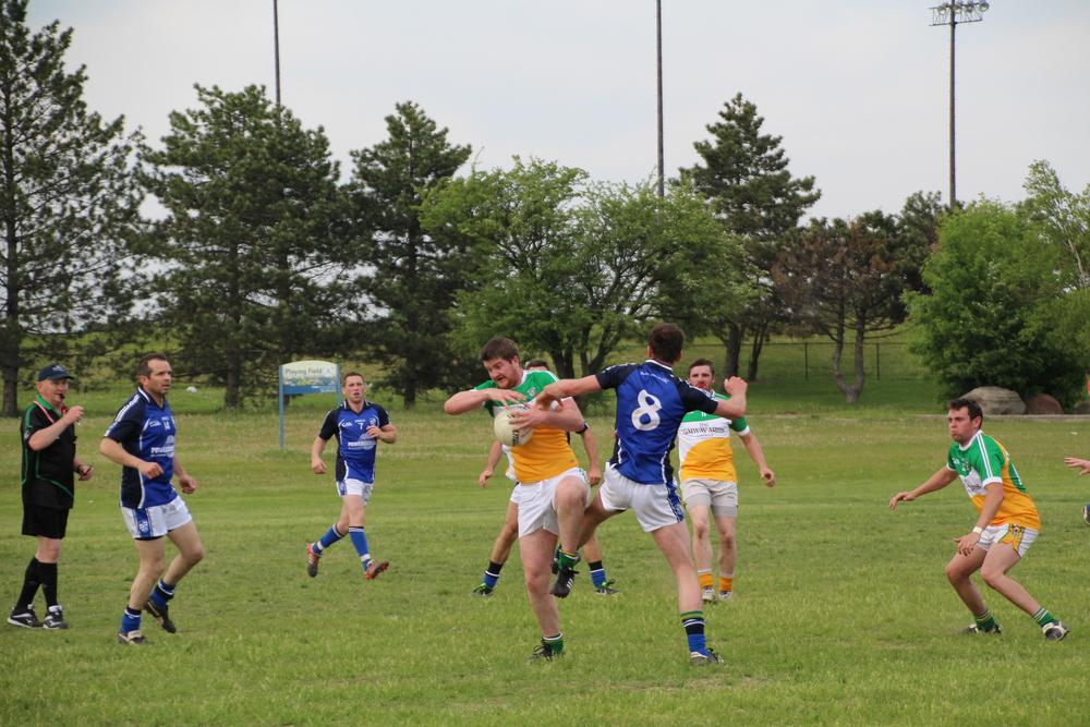 Toronto Gaels Gaelic Football 2014 GAA - 39