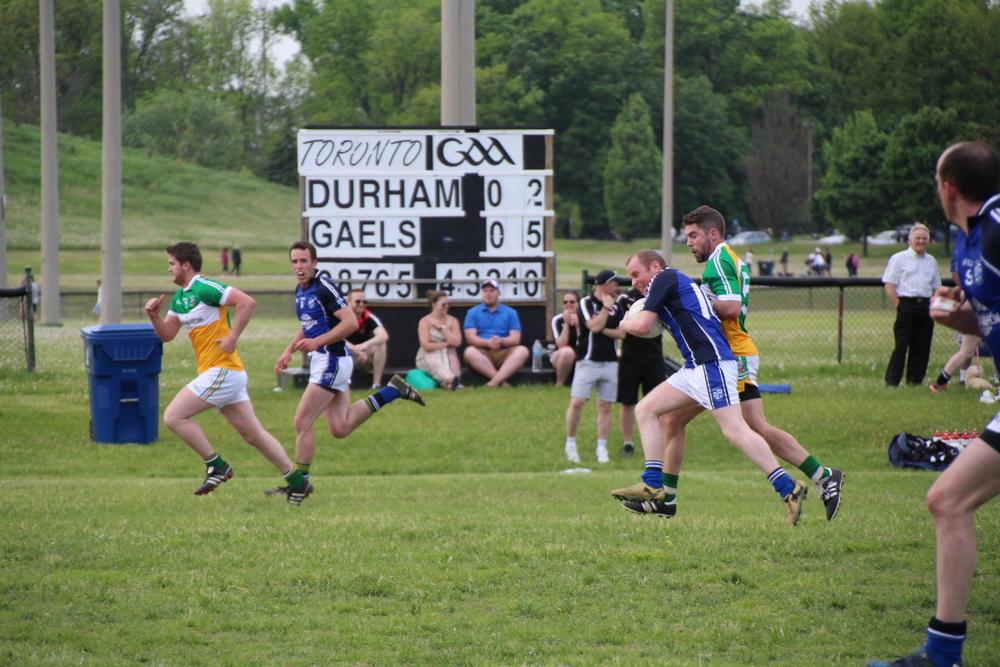 Toronto Gaels Gaelic Football 2014 GAA - 41