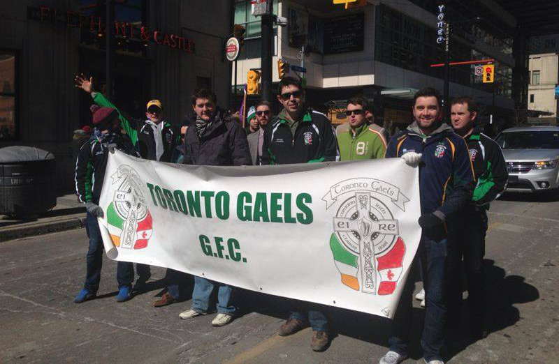 Toronto Gaels Gaelic Football 2014 GAA - 4