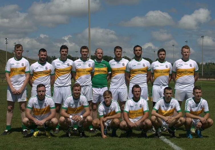 Toronto Gaels Gaelic Football 2014 GAA - 2