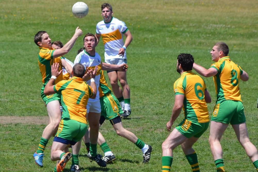 Toronto Gaels Gaelic Football 2014 GAA - 43