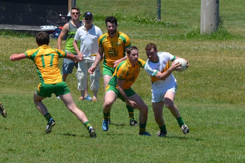 Toronto Gaels Gaelic Football 2014 GAA - 44