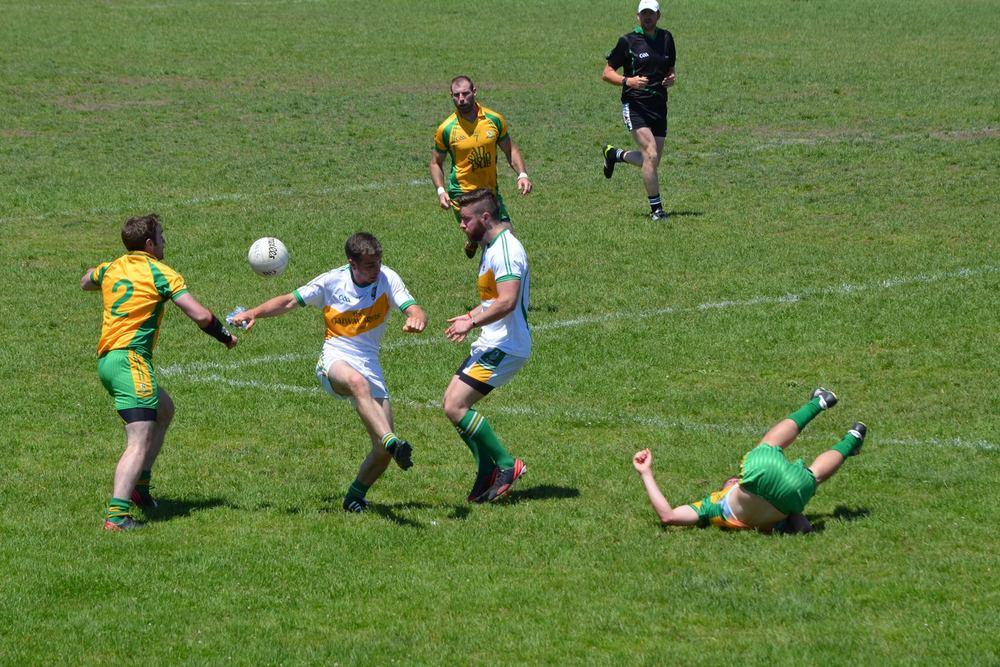 Toronto Gaels Gaelic Football 2014 GAA - 46