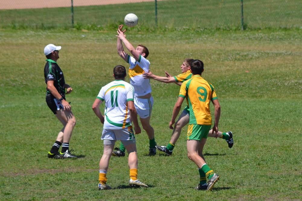 Toronto Gaels Gaelic Football 2014 GAA - 49