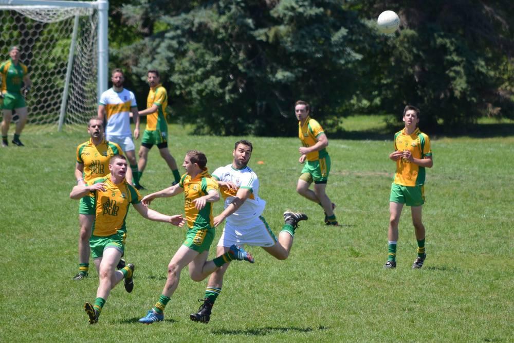 Toronto Gaels Gaelic Football 2014 GAA - 52