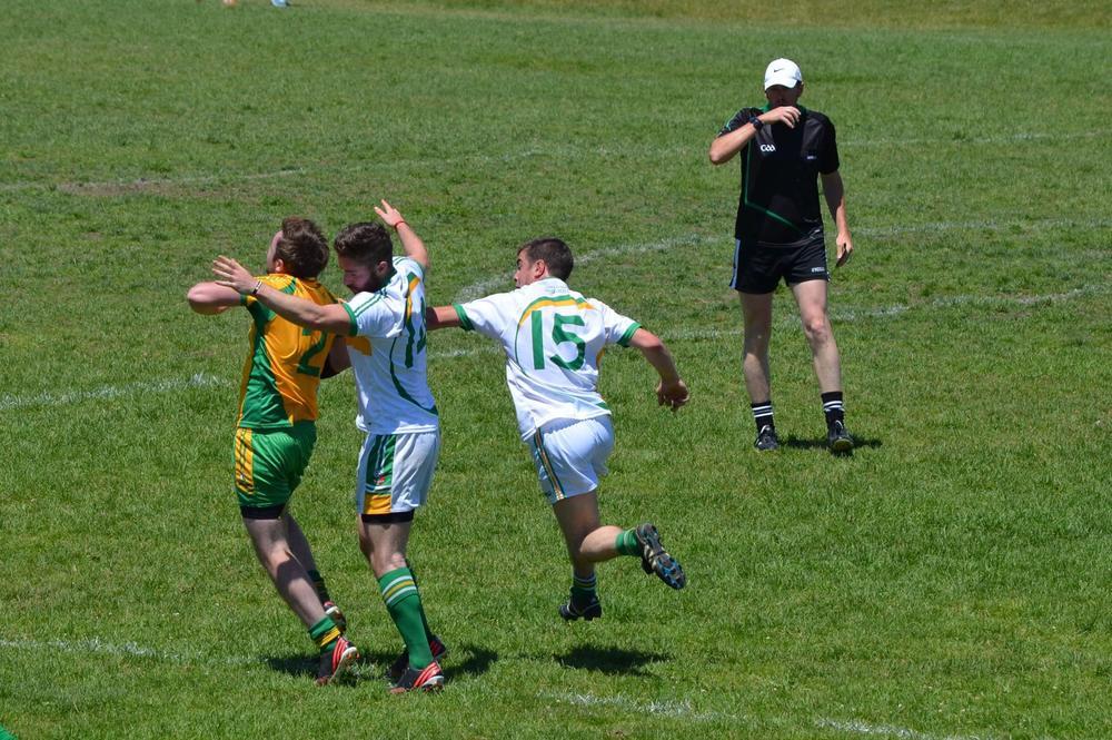 Toronto Gaels Gaelic Football 2014 GAA - 57