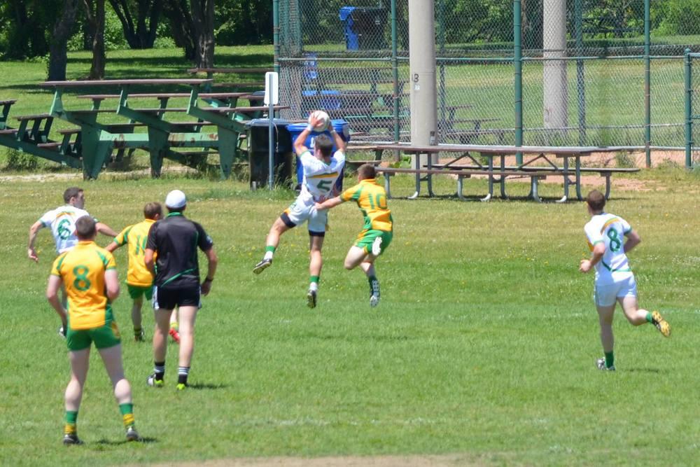 Toronto Gaels Gaelic Football 2014 GAA - 62