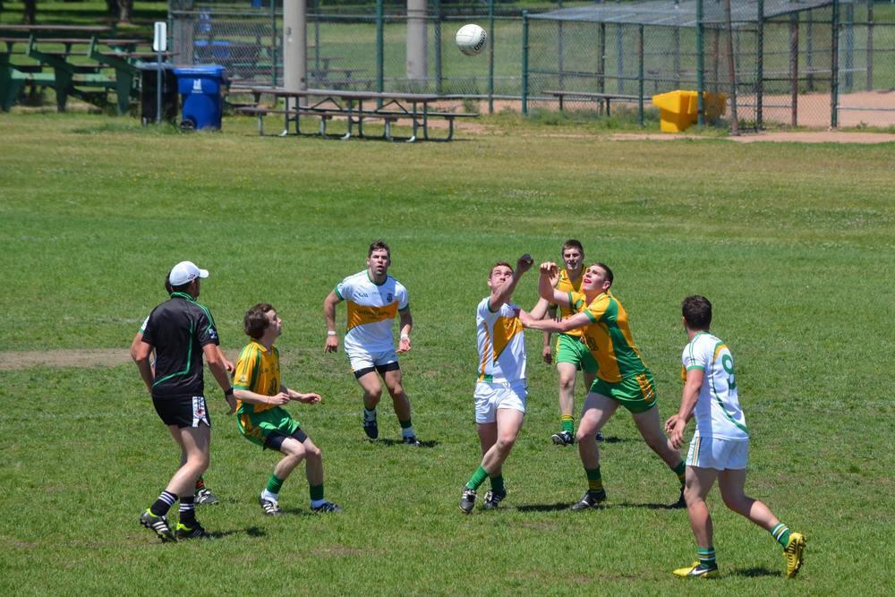 Toronto Gaels Gaelic Football 2014 GAA - 64