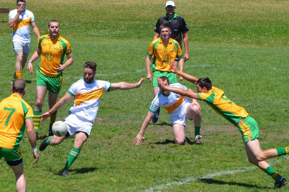 Toronto Gaels Gaelic Football 2014 GAA - 66