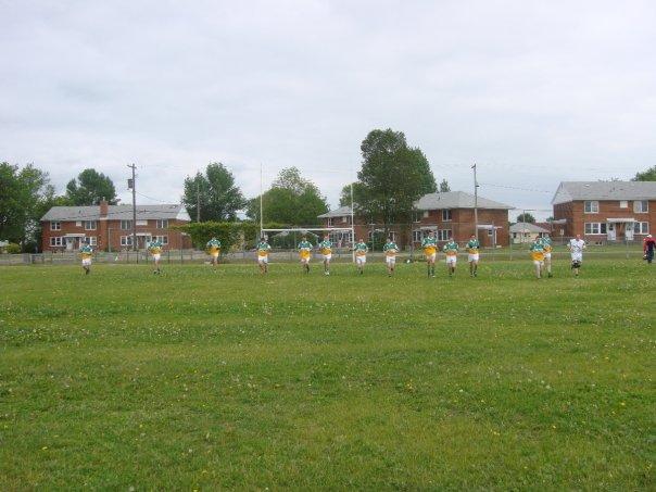 Toronto Gaels Gaelic Football 2009 - 8