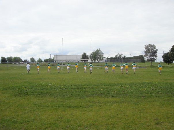 Toronto Gaels Gaelic Football 2009 - 9